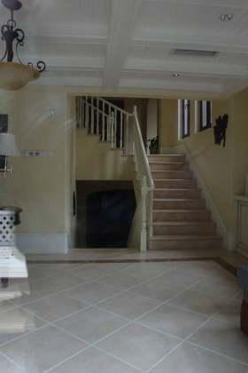 简洁大气简欧风格楼梯装修美图
