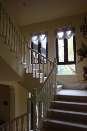 简欧清新楼梯设计美图