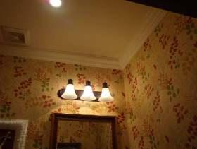 创意欧式风格墙面灯装修效果