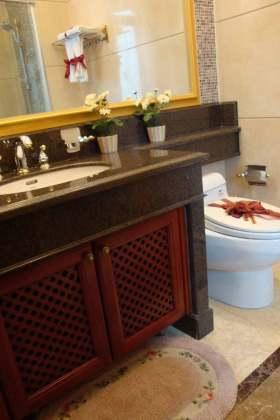 新古典卫生间局部装修欣赏