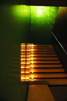 2016现代时尚质感楼梯设计装潢