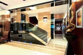 2016现代新古典楼梯布置欣赏