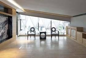 现代时尚简朴室内一隅布置欣赏
