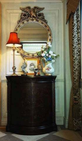 精品新古典主义收纳柜设计欣赏