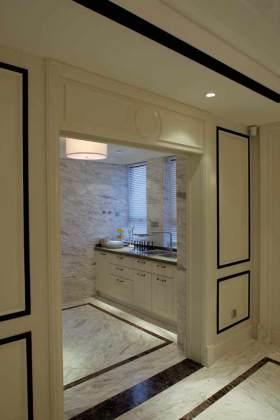 清新欧式浴室柜展示