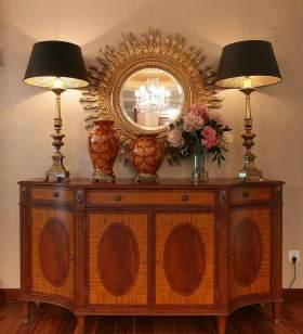 精致新古典风格收纳柜欣赏