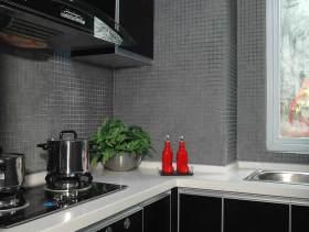 2016时尚大气现代厨房装修