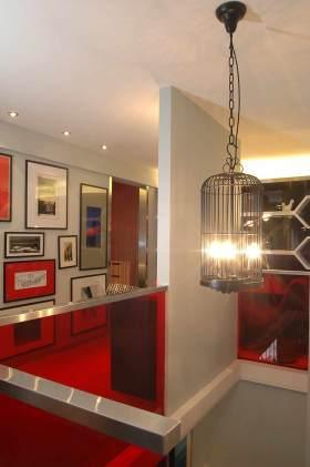 唯美现代风格照片墙设计欣赏