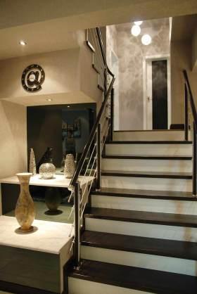 精品雅致现代风格楼梯装修案例