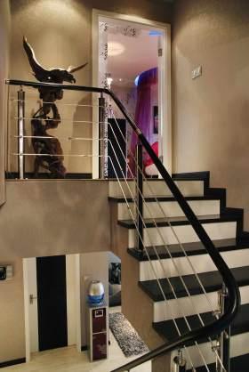 2016温馨优雅现代风格楼梯装饰效果展示