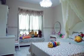 浪漫温馨欧式儿童房装修案例