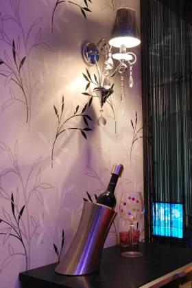 精致典雅现代风格卧室局部装饰