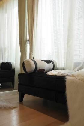 清新浪漫美式窗帘设计欣赏