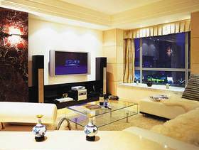 精致时尚现代风格客厅装饰