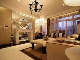 新古典主义时尚客厅设计欣赏