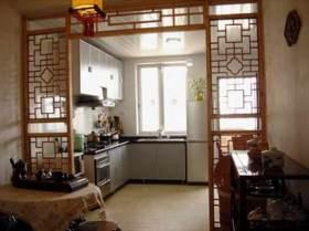 2016新中式实用厨房设计