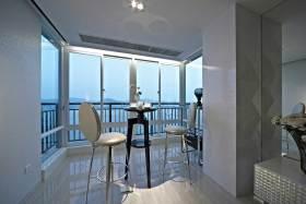 个性典雅简欧风格休闲区域设计