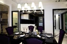魅力简欧风格餐厅设计美图