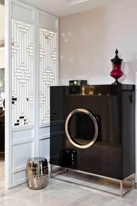 精致新古典风格收纳柜设计展示