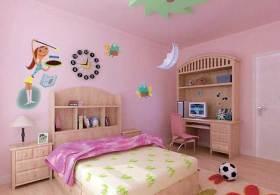 时尚现代儿童房装潢设计欣赏
