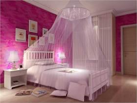 2016现代浪漫时尚卧室设计欣赏