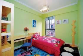 现代简洁时尚儿童房装潢设计欣赏
