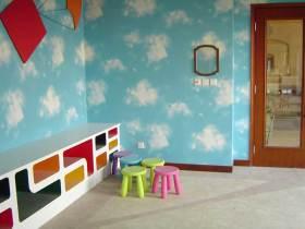 现代创意室内一角布置欣赏