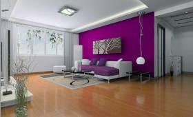 现代雅致客厅装潢设计欣赏