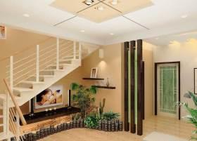 现代雅致楼梯装修布置欣赏