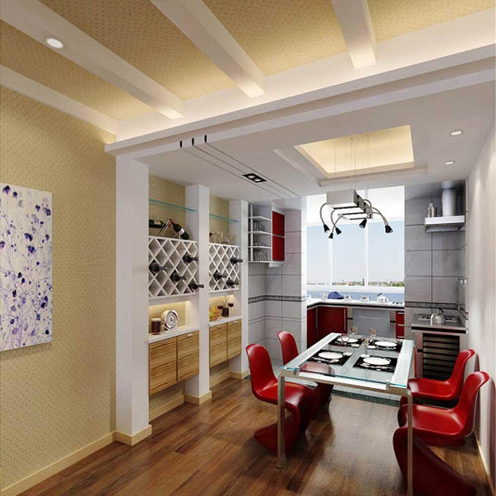 2016摩登现代的风格餐厅创意设计