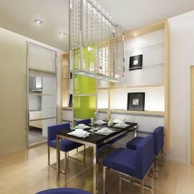 华丽时尚大气简约风格餐厅室内设计效果