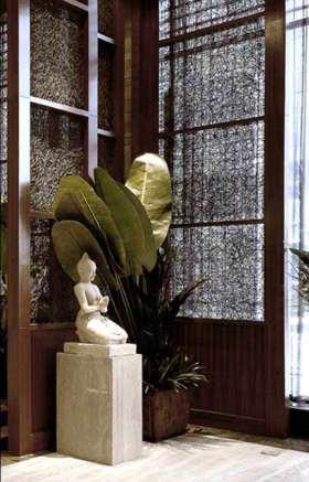 禅意典雅东南亚风格室内装饰物展示