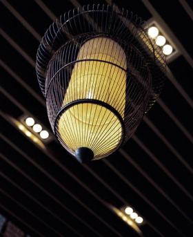雅致中式古典时尚吊灯装饰