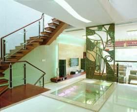 时尚精致东南亚风格楼梯设计