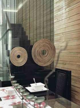 精美现代风格餐厅装饰展示