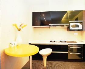 时尚雅致现代风格厨房设计图