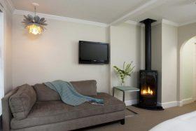 灰色时尚简约风格休闲沙发设计