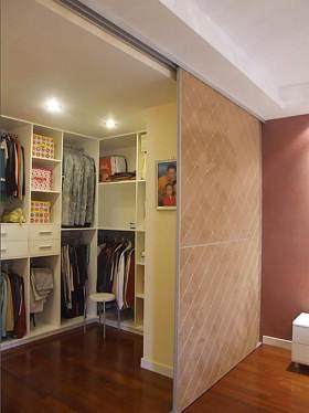 实用简约现代风格衣柜装修