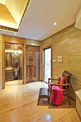 温馨东南亚风格休闲区设计装修