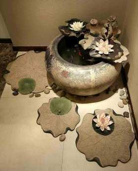 雅韵中式风格装饰品展示