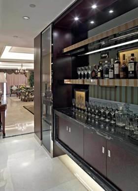 奢华大气现代风格酒柜设计欣赏