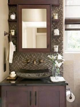马赛克创意精美欧式卫生间设计装潢