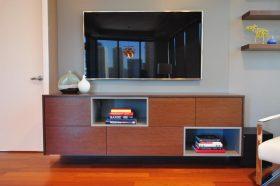 简约现代风格电视柜设计欣赏