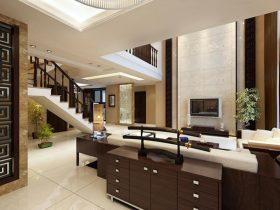典雅欧式风格收纳柜设计