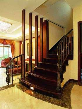 新古典主义楼梯设计欣赏
