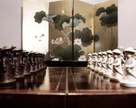 中式雅致装饰品布置欣赏