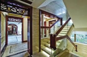 新古典现代楼梯装修案例
