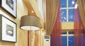 时尚现代照片墙装修设计