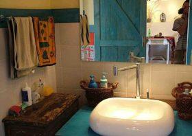 东南亚时尚卫生间装修案例欣赏