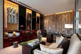 新古典时尚雅致起居室设计